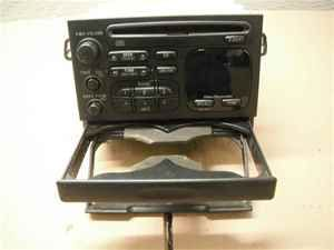 Chevrolet Geo Prizm Metro Single Disc CD Radio Stereo