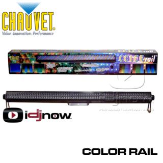 Chauvet Lighting Colorrail IRC LED Strip Color Rail RGB DMX Wash Light