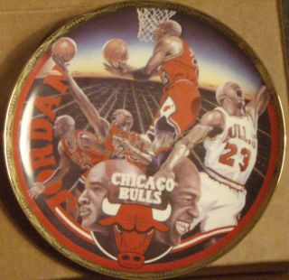 1993 Michael Jordan NBA Basketball Superstar Collector Series Gold