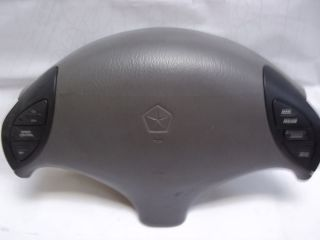 Dodge Grand Caravan Plymouth Voyager Chrysler Drivers Side Airbag 1995