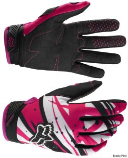 Fox Racing Dirtpaw Undertow Womens Gloves 2012