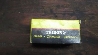 Tridon EP27 flasher relay turn signal ford chevrolet dodge mercury