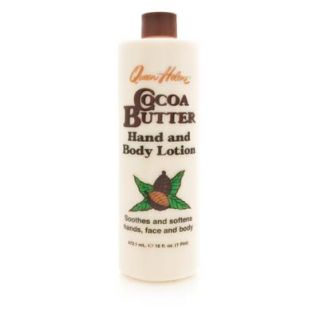 cocoa butter hand body lotion 16 oz queen helene