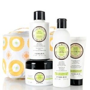 Perlier Shea Butter with Coconut Milk Mothers Day Kit