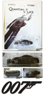 Quantum of Solace Aston Martin DBS Diecast Toy Car Collectible