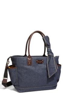 kate spade new york dungarees   small coal denim baby bag