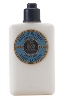 LOccitane Shea Butter Body Lotion