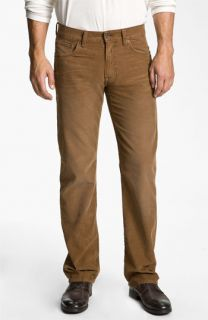 Lucky Brand 221 Original Straight Leg Corduroy Pants