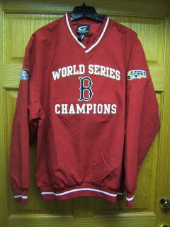 MLB Boston Red Sox World Series Shirt Mens Large New