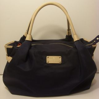 Kate Spade Collins Avenue Stevie Blue Bag Gift