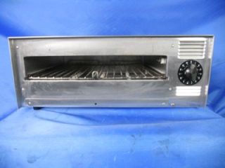 Oven Electric Commercial Restaurant Pizza Parlor Pretzel Oven