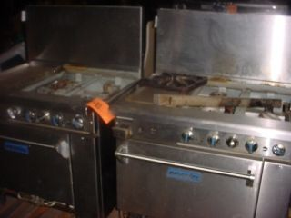 Imperial Commercial Gas Stoves Parts Scrap TR