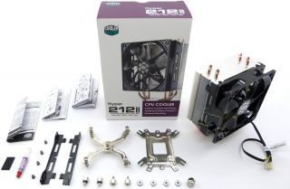 Cooler Master Hyper 212 EVO Universal CPU Cooler AMD and Intel Sockets