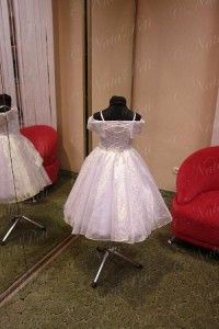 Flower Girl Pageant Party Holiday Dress 2896 White Size 4