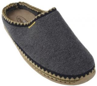 Deer Stags SLIPPEROOZ In/Outdoor Fleece Slipper w/ SUPRO Sole