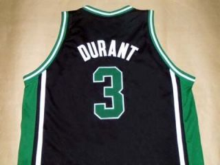Kevin Durant Montrose High School Jersey Black New Any Size FCT