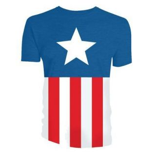 Marvel Mens Costume Uniform T Shirts Large Selection All 100 Official