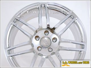 Set of 4 New 21 Audi Q5 Factory OEM Chrome Wheels Rims NH1230