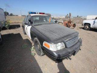 2000 Ford Crown Victoria Police Interceptor V8 Parts Repair Only