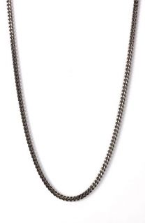 Extra Long Flat Chain Necklace