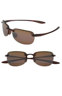 Maui Jim Sandy Beach PolarizedPlus®2 Semi Rimless Sunglasses