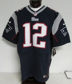 Patriots Signed Autographed on Field Nike Jersey Tri Star