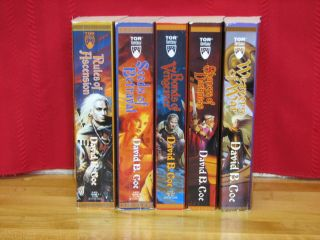 Winds of The Forelands Series Complete Set by David B COE