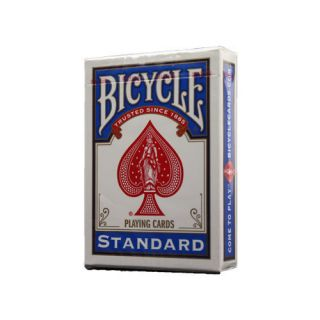 Bicycle Invisible Deck Magic Card Trick David Blaine
