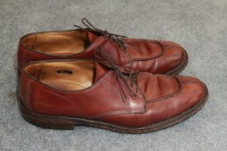 Allen Edmonds Dellwood Split Toe Oxford Mens Dress Shoes Made in USA
