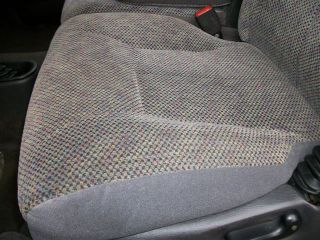 1994   2006 Dodge Ram seat foam / seat cover repair 95 96 97 98 99 00