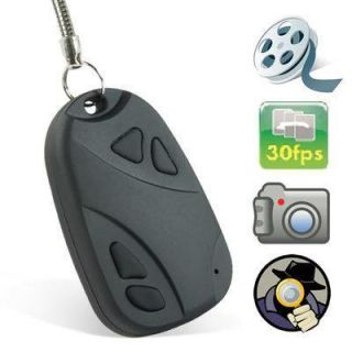 Windows 7 Mini Hidden Spy Gadgets Digital Video Camera Car Key DVR