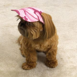 Casual Canine Large Pink Camo Hat Baseball Cap Cute Sale