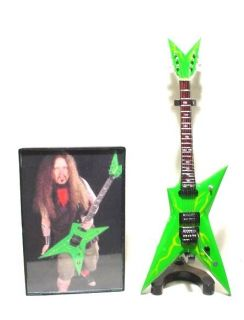 Dimebag Darrell Collectible Guitar With Bonus SB