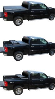 2007 2012 Chevrolet Silverado 6 1 2 Short Bed Tri Fold Folding