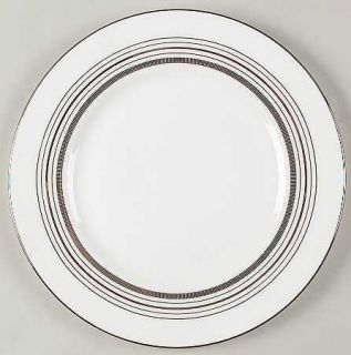 Lenox China Kate Spade Downing Street Dinner Plate New FREE SHIP