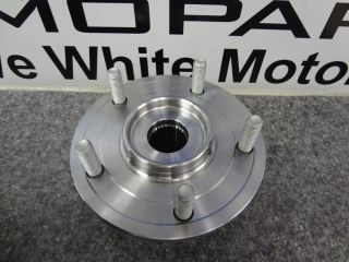 2008 to 2013 Dodge Journey Front Wheel Bearing Hub Assembly Mopar