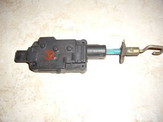 Liftgate Front Door Lock Actuator Ford Explorer