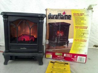 DURAFLAME 1500 Watt Infrared Quartz Heater