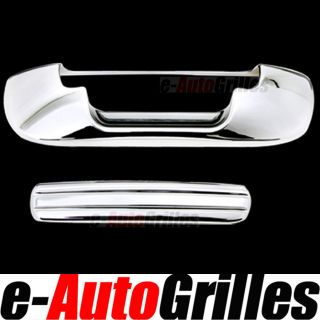 2002 2008 Dodge RAM Chrome Tailgate Door Handle Cover