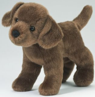 Plush Stuffed Labrador Retriever Dog by Douglas New