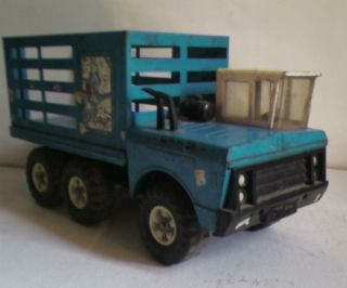 Mexican Farm Truck Vintage Jumbo Thor Copy Mighty Tonka toys Made In