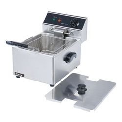 COUNTERTOP DEEP FRYER 120v ELECTRIC GREAT FOR CONCESSIONS SHIPS FROM