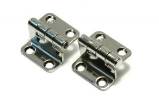 Stainless Locker Door Offset Strap Hinges RC44159 20