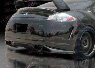 06 07 08 09 Mitsubishi Eclipse Blackout Full Body Kit