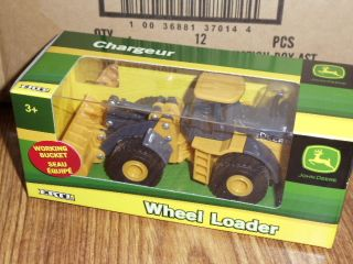 Ertl 1 64 John Deere Wheel Loader Boxed on Sale