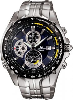 Casio Edifice Mens Chronograph Watch EF543D EF 543D 2A