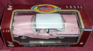 1958 Ford Edsel Citation Diecast in 1 18 Scale