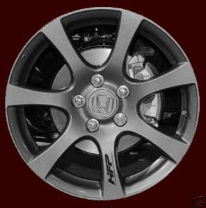 63913 Honda Civic 17 Alloy Wheel Rim
