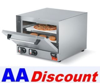 Electric Pizza Bake Oven 40848 2 Ceramic Bake Decks 220 Volts