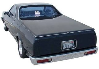 GMC El Camino Tonneau Bed Cover Hard Fiberglass Painted Avail